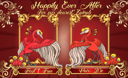 Happily Ever After by Bml1997