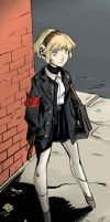 Aigis Alley by theintrovert