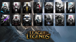 Icon Pack League of Legends by HazZbroGaminG