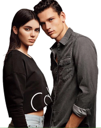 Kendall-jenner-+-model-png by wranii