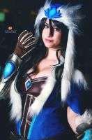 Sivir Snowstorm - LOL by DyChanCos