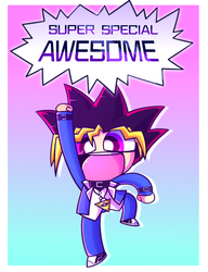 Super Special Awesome! by Ninhawesome10