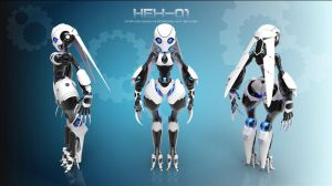 HEX-01 (WarMode) by ShadowLinkster