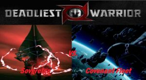 Deadliest Warrior Sovereign vs. HCT by Lord4536