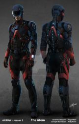 TheAtomExosuit Final turnaround AP by AndyPoonDesign