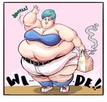 WIDE Bulma by TheAmericanDream