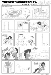 The New Wonderbolt 6 - Sticks and Stones (Page 6) by Marmorexx