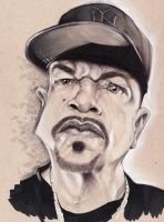 Ice T by BrianManning