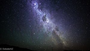 Our Milky Way 2 by DeibiddoNZ