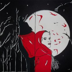 Once Upon a Time: Red Riding Hood by MoonlightRomance16