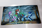 fallout equestria Ph Towel by Art-N-Prints