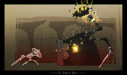 The Dungeon King by Ratrien