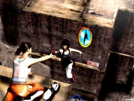 Portal's Edge by RazKurdt