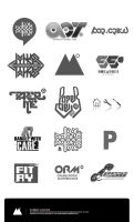 Ultimate logopack by melongray