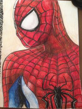 The Amazing Spider-Man 2 by LearningtheNotes