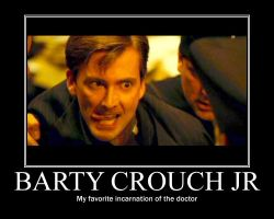 Barty Crouch Jr by emeralddeathboar