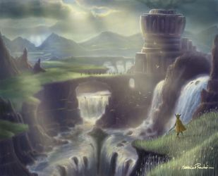 ICO and the temple of souls by Furgur