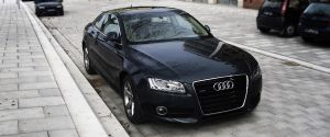 parking audi by Ryan20
