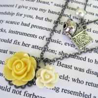 Belle Necklace by instantpudding