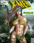Rogue (Savage Land) 2017 - IRAY VERSION by neoanderson79