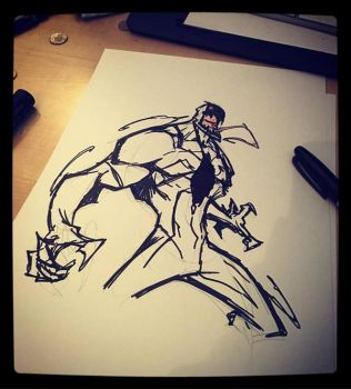 anti venom 2 by Anny-D