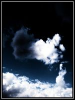 giant clouds by lordmaci