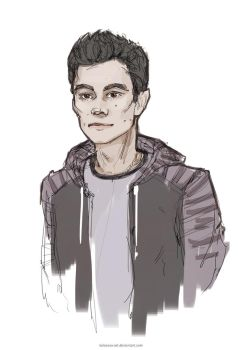 Stiles Stilinski by Kolosova-Art