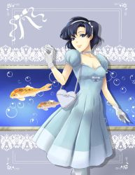 Romantic Sailor Mercury by glance-reviver