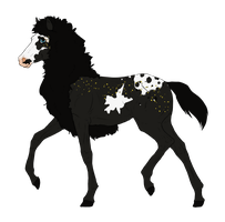 N3205 Padro Foal Design for DarkestNation by casinuba