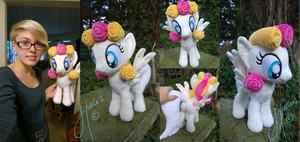 Lola Cloudmaker plush by BubbleButtPlush