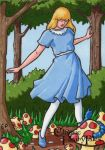Alice in Wonderland AP - Classic Fairy Tales by ElainePerna