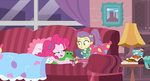 MLP Equestria Girls Pinkie Sitting Moments 6 by Wakko2010