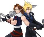 Cloud and Squall by nalina
