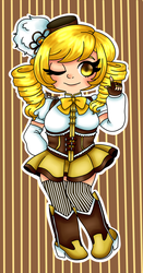 Mami Tomoe by Picklesthecat