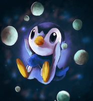 Piplup used Hidden Power