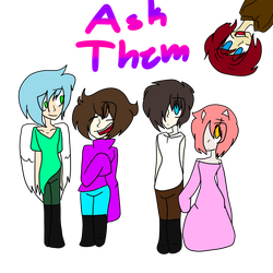Ask The young First Gen by Bonnieart04