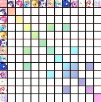 {MLP} Grid adopts / breedables (Alot open) by OffWhitePones