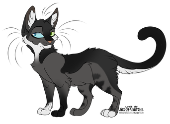 Cat adoptable-Closed by LysAdopts