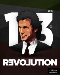PTI Revolution Poster by zaib
