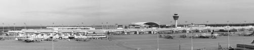 munich airport by happymaster
