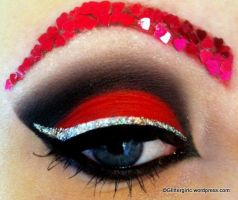Queen of Hearts! :) by GlitterGirlC