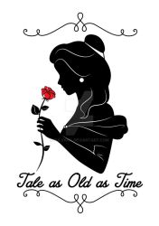Tale as Old as Time by Fulvio84