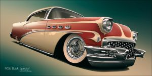Custom1956 Buick Special by DanielTalhaug