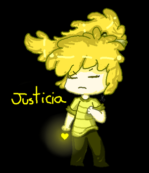 Justice by Zacuraptor