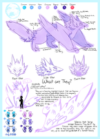 [ Vuleras Species Sheet | New Species??? | WIP ] by Marblesona