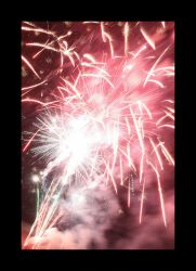 fireworks by ssilence