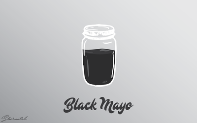 BlackMayo by Sh1rwatel