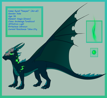 2016 Eyrell Reference Sheet by CriexTheDragon