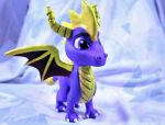 Spyro Sculpture by SophieXSmith