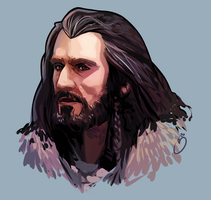Thorin by Bestrice